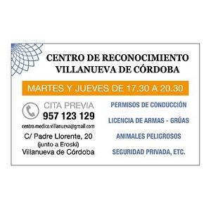 Centro de Reconocimiento Villanueva de Córdoba