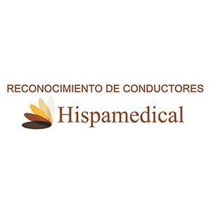 Reconocimiento Conductores Hispamedical