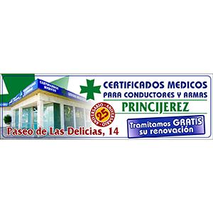 Centro de Reconocimientos Medicos Princijerez