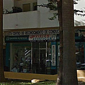Centro de Reconocimiento Andalucía