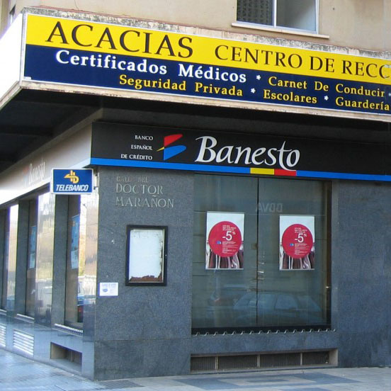 Centro de reconocimiento médico ACACIAS