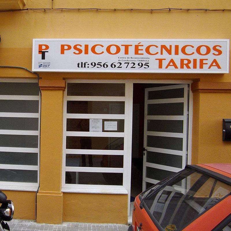 Centro de Reconocimiento de Conductores de Tarifa