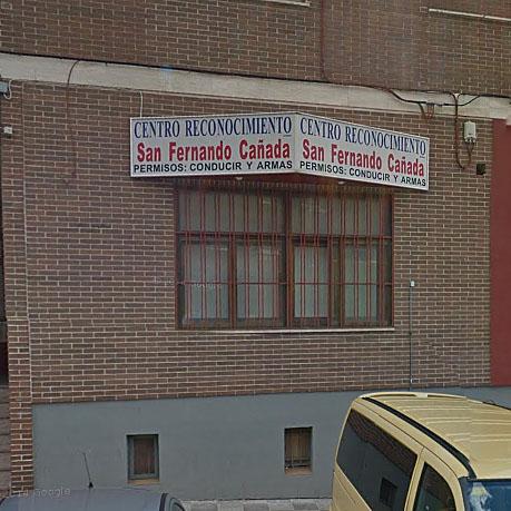 CRC San Fernando Cañada