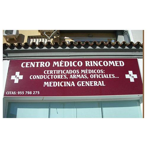 Centro medico Rincomed