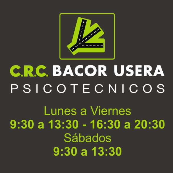 CRC Bacor Usera Psicotécnicos