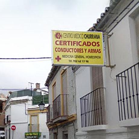 Centro Médico Churriana