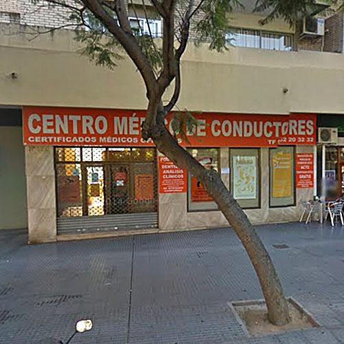 Centro médico de conductores El Palo