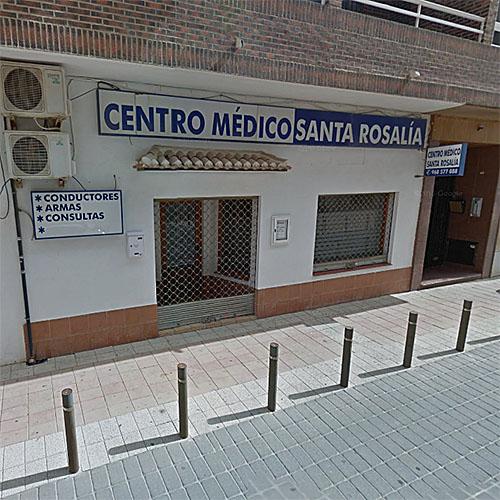 Centro Médico Sta. Rosalía