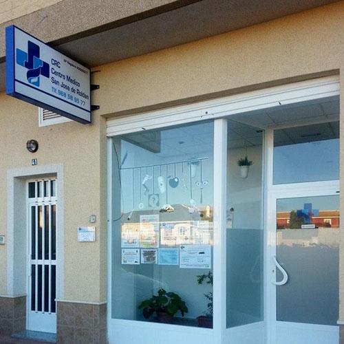 Centro Médico San José de Roldán, S.L.