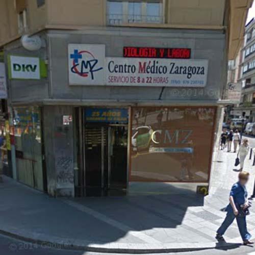Racing-Sagasta Centro médico Zaragoza