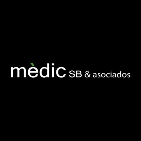 Logotipo Médic SB & Asociados