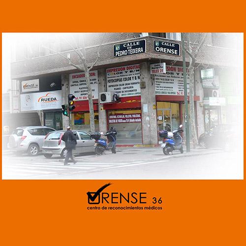Centro Médico Orense 36