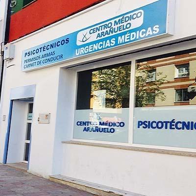 Centro Médico Arañuelo Psicotécnicos
