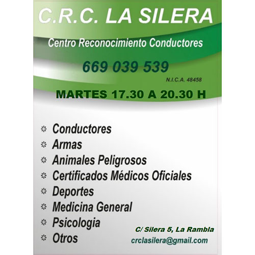 CRM La Silera de La Rambla