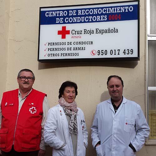 Centro Conductores Almería (Cruz Roja)