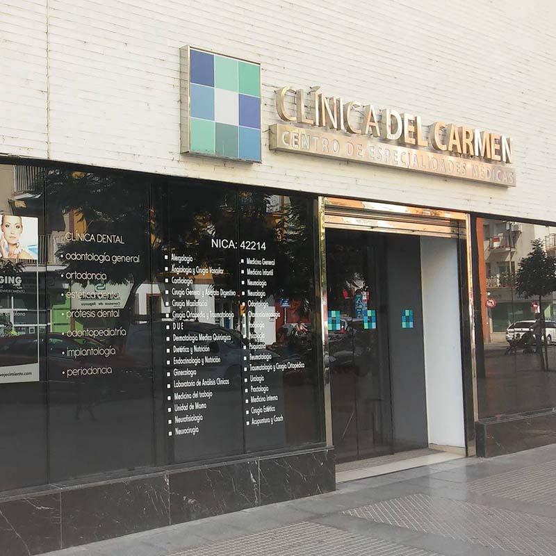 CRC Clínica del Carmen