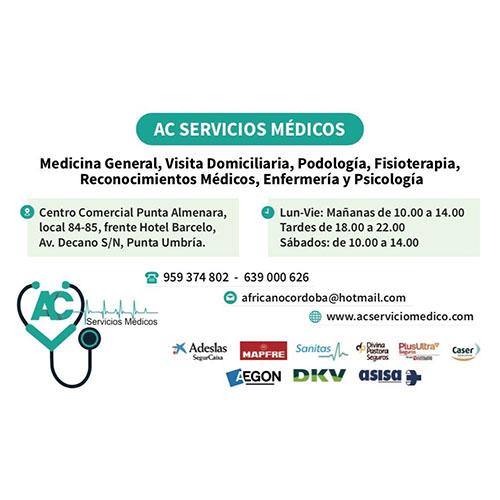 AC Servicios Médicos de Punta Umbría