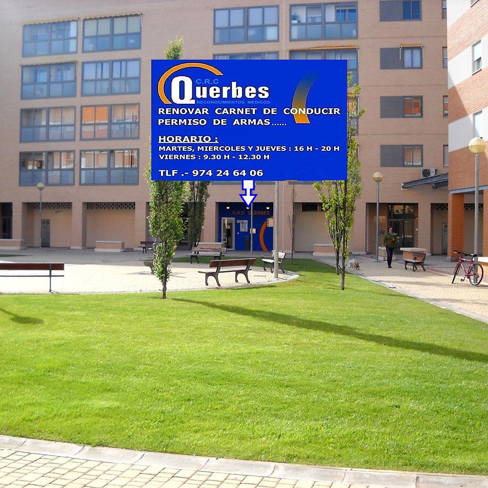 Centro Querbes s.c - Renovar carnet de conducir en Huesca