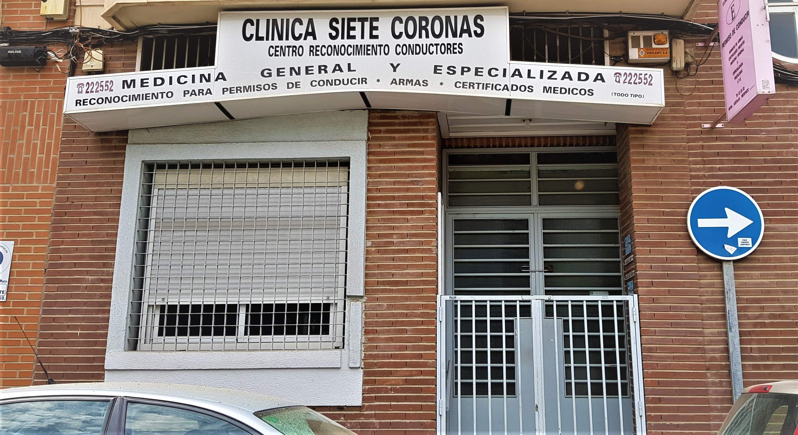 Clinica Siete Coronas