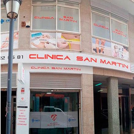 CRC San Martín