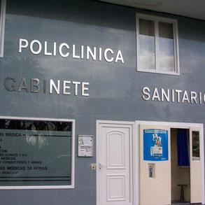 Gabinete Sanitario S.L.P (Policlínica)