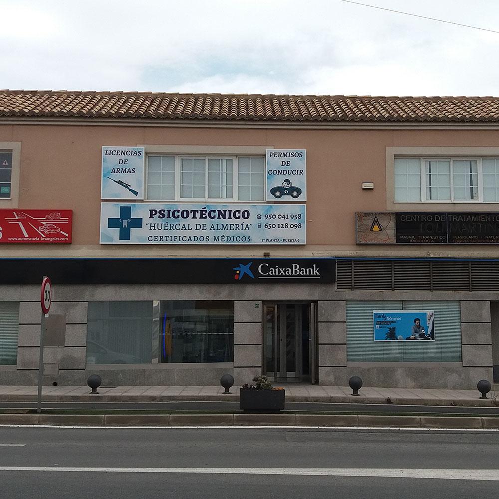 CRC Huércal de Almería