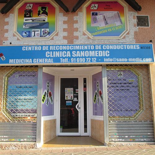 Clínica Sanomedic