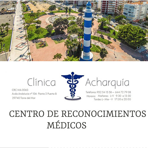 CRC Acharquía Torre del Mar