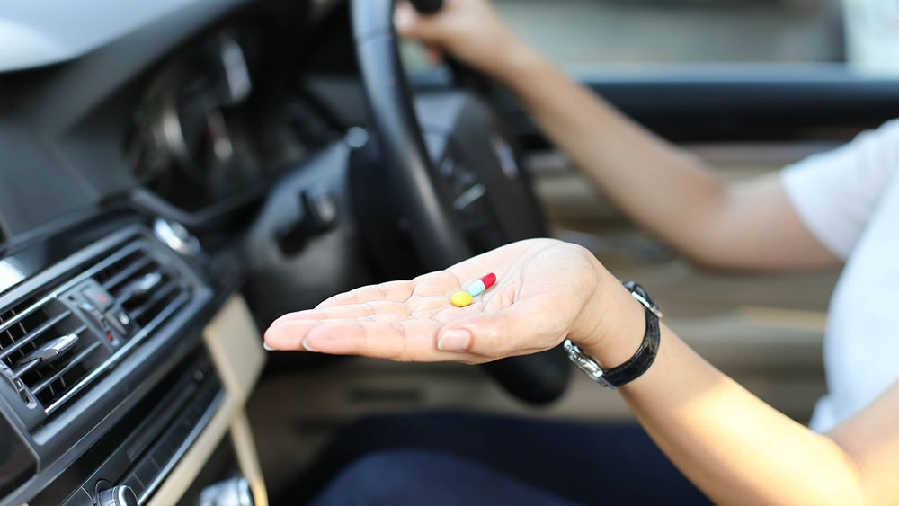 Tomas pastillas psicotrópicas impiden la renovación