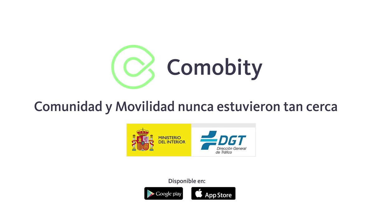 Comobity es el nombre de esta nueva propuesta de la DGT