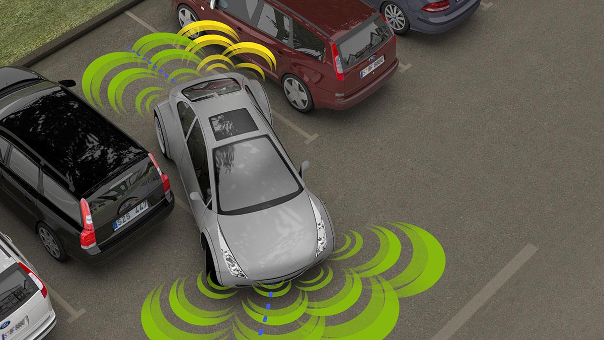 Aparcamiento asistido de Ford es capaz de estacionar en linea o en batería